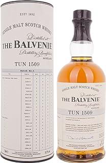 Balvenie The TUN 1509 mit Geschenkverpackung Whisky 1 x 0.7 l