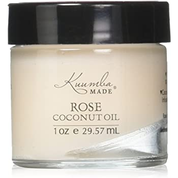 Kuumba Made Rose Coconut Oil, 1 oz (29.57 ml)