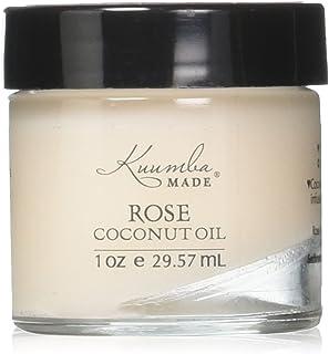 Kuumba Made Rose Coconut Oil, 1 oz (29.57 ml)