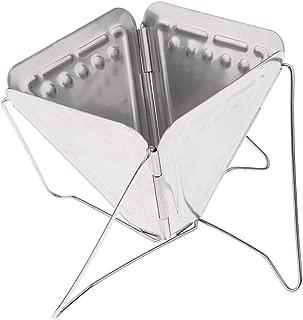 Fenteer 折りたたみ可能 ステンレス鋼製 コーヒーフィルターホルダー サポート 旅行 キャンプ用