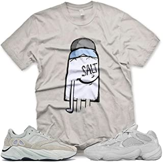 New SALT T Shirt for Adidas Yeezy Boost 500 700 Salt Desert