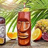 Ostern Insel Tiki Becher 14oz/415ml–Keramik Hawaiian Cocktail Becher