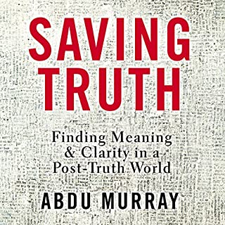 Saving Truth audiobook cover art