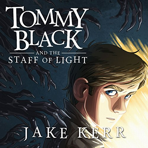Tommy Black and the Staff of Light cover art