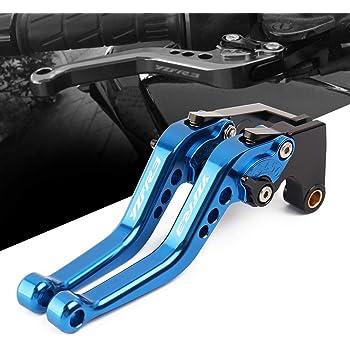 CNC Short Aluminum Adjustable Brake Clutch Levers For Yamaha YZF-R3 2015-2016
