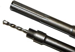 SDS MAX 600 mm M22 alargador para martillo y taladro percutor