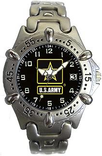 U.S. Army Brass Mens Watch - 30m Water Resistant