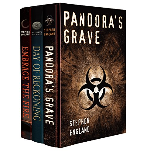 The Shadow Warriors Thriller Series Boxset: Books 1-3 by [Stephen England]