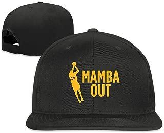 Mamba Out Men Women Classic Baseball Caps Adjustable Dad Hat