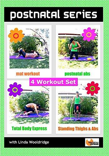 Barlates Body Blitz Postnatal Series 4 Workout DVD