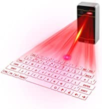 LYJ Laser Projection English Keyboard and Mouse for Smartphone PC Tablet Laptop Computer