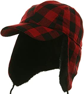 7ef3323c55e Amazon.com: Reds - Bomber Hats / Hats & Caps: Clothing, Shoes & Jewelry