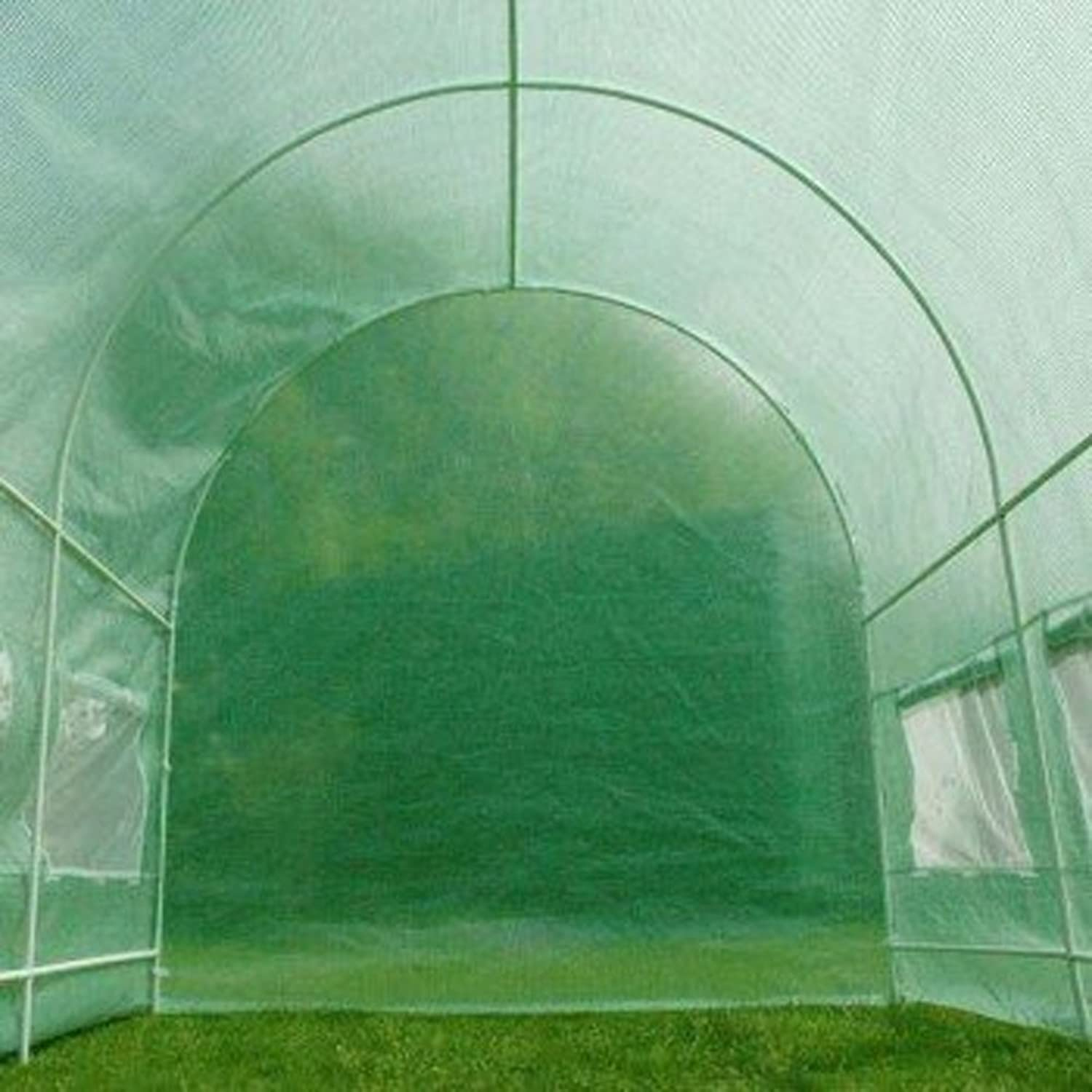 FeelGoodUK PT4 Replacement 4 x 2 x 2m Cover For Polytunnel Garden Greenhouse