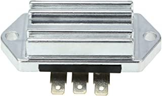 rectifier for lawn mower