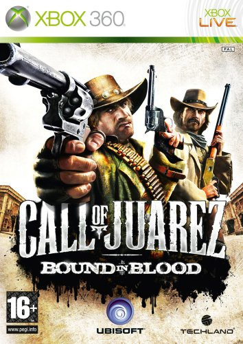 Ubisoft Call of Juarez: Bound in Blood (Xbox 360) vídeo - Juego (Xbox 360, Acción)