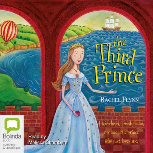 The Third Prince audiobook cover art