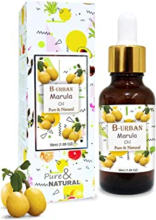 B-URBAN Marula Oil 100% Natural Pure Undiluted Uncut Carrier Oil 50ml