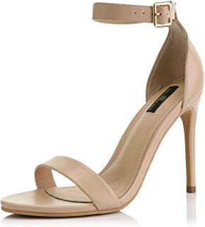 Best high heels with strap in the middle Reviews