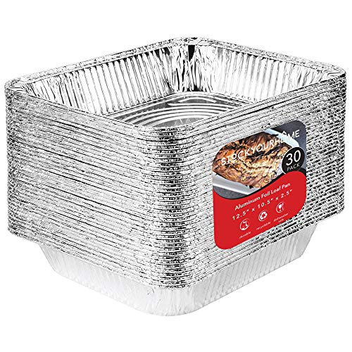 9x13 Disposable Foil Pans