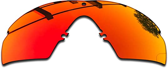 SEEABLE Premium Polarized Mirror Replacement Lenses for Oakley Si M Frame 2.0 Sunglasses