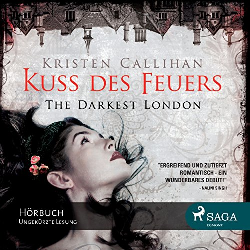 Kuss des Feuers (The Darkest London 1) audiobook cover art