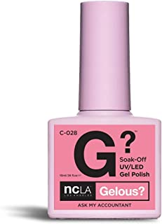 NCLA 7-Free Vegan Gel Polish (Ask My Accountant)