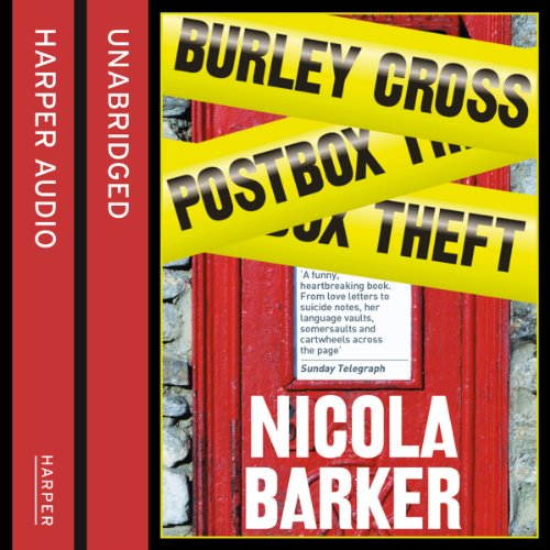 The Burley Cross Post Box Theft audiobook cover art