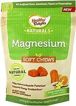 Magnesium Soft Chews 100 MG Orange Cream (30 Soft Chews)