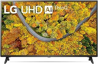 "2021 Smart TV LG 55"" 4K UHD 55UP7550 WiFi Bluetooth HDR Inteligência Artificial ThinQAI Smart Magic Google Alexa"