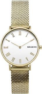 Skagen SKW2713 Reloj analógico de cuarzo dorado para mujer