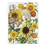 Michel Design Works Kitchen Towel, Sunflower