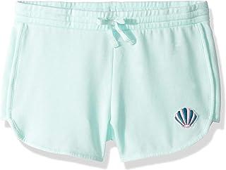 Roxy Girls' Big Little Mermaid New Adventures Fleece Short