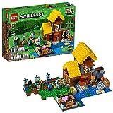 LEGO Minecraft The Farm Cottage 21144 Building Kit (549 Piece)