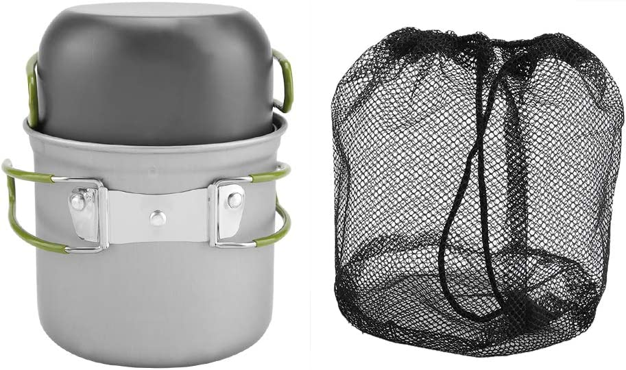 Okuyonic Portable BBQ Cookware depot Max 51% OFF Corrosion Resistant Lightweight A