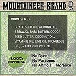 Magic Beard Balm by Mountaineer Brand: All Natural Beard Conditioning Balm (Original) 6
