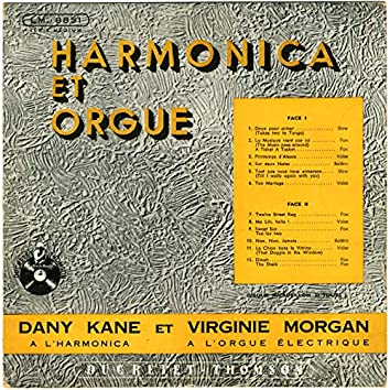 Harmonica and Organ