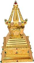 Generic Tibet Buddhism Sakyamuni Relics Buddha Pagoda Statue Buddhist Decor