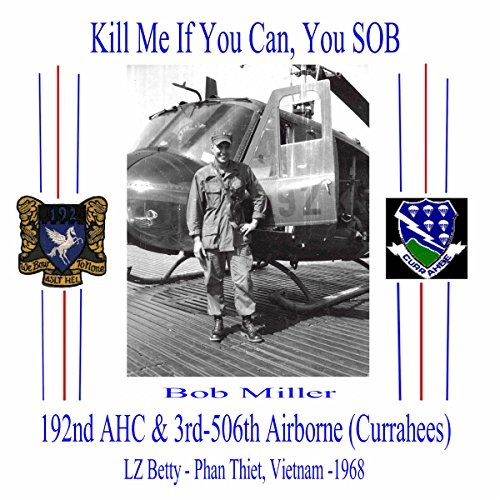 Kill Me If You Can, You SOB Audiobook By Bob Miller cover art