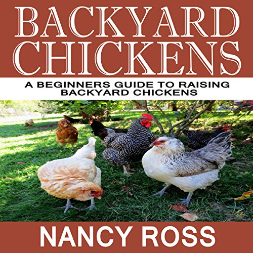Backyard Chickens audiobook cover art