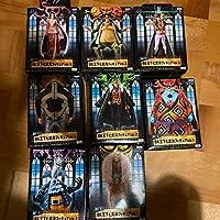 七武海 ワンピース フィギュア 全8種 コンプ