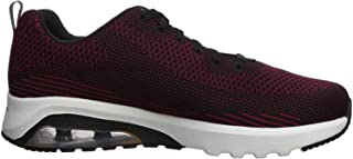 Skechers Men's Skech Air Extreme Sneaker, Black/red, 11.5 M US