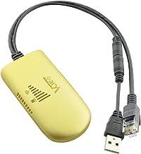 VAP11G-500 Industrial de alta potencia inalámbrico Mini repetidor WiFi AP Puente Puente Amplificador Amplificador USB Powered 500Meters Distancia de transmisión 300Mbps 802.11b / g / n (Oro)