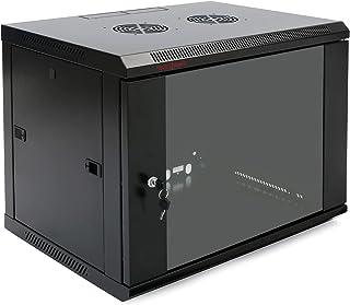 "Rack Serveur 19"" 6U 600x450x370mm Armoire Murale SOHORack RackMatic"
