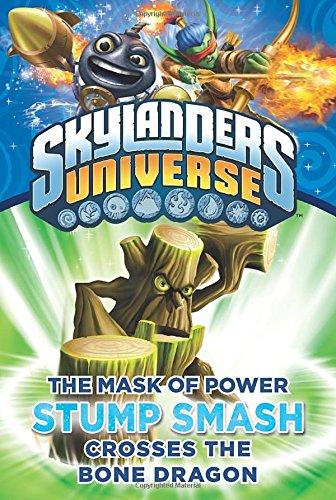 Stump Smash Crosses the Bone Dragon (Skylanders Universe: The Mask of Power)