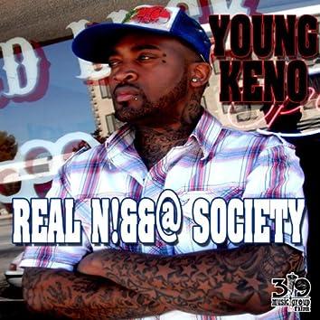 Real Nigga Society - Single