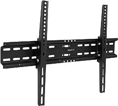 Mount-It! Low Profile Tilting TV Wall Mount   Large Flat Screen TV Slim Wall Mount   TV Mounting Bracket Adjustable Tilt  ...