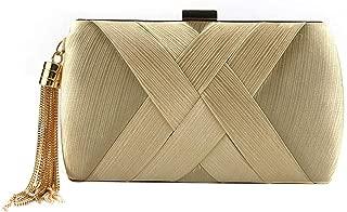 Handbags Luxury Designer Women Fashion Tassel Clutches Evening Bags Handbags Wedding Purse