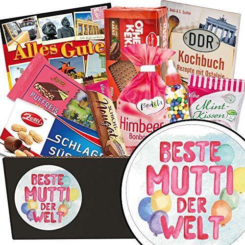 Beste Mutti - Süße Geschenkbox - Geschenk für Mutti