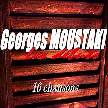 Georges Moustaki (Les débuts)