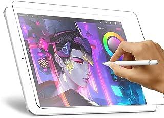 واقي شاشة Paperfeel لجهاز Apple iPad 8th/7th Generation (2020/2019، 10.2 بوصة) iPad 10.2 طبقة من ورق PET مطفأ اللمعة لا يت...